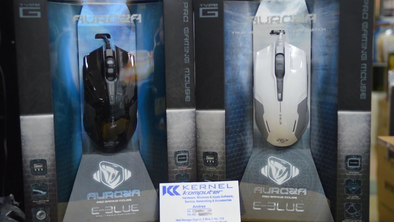 E Blue Gaming Mouse Auroza Type G