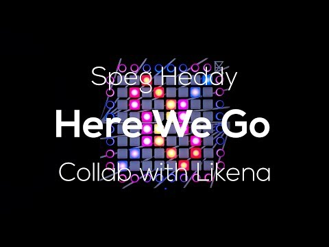 Spag Heddy - Here We Go // Launchpad Collab Cover