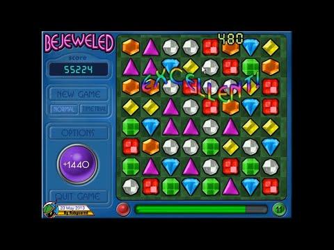 [OLD] Bejeweled v1.4 (PC) - Normal: 84,450, Level 13 [720p]