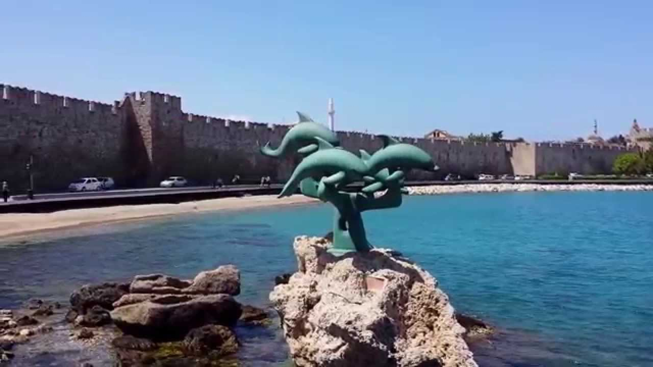 Rhodes Island Greece Tourist Attractions Rhodes Island Greece – Rhode Island Tourist Attractions Map