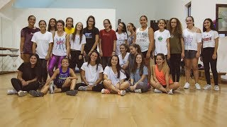 Hip-Hop Dance - Mariana Rodrigues (2017)