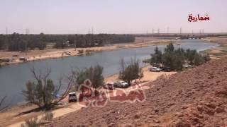نهر المشقر في محافظة المجمعة
