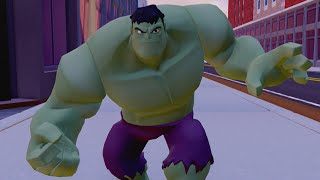 Disney Infinity 2 - Avengers: Battle Of Ny - Community Toy Box
