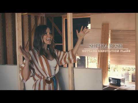 HOME Sophia Bush shares her cottage renovation plans ♡