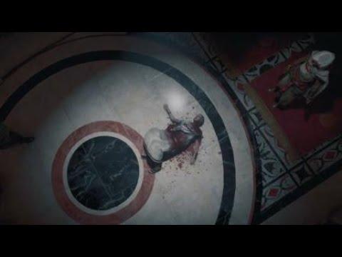 PS4| Assassin's Creed® Origins| Julius Caesar| The End| Death Cutscene