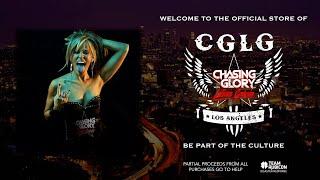 GET IT NOW! CHASING GLORY STREETWEAR FROM LILIAN GARCIA ⚔️