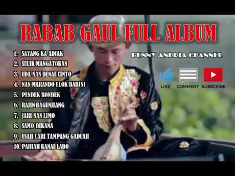 RABAB GAUL YANG MANTAP 2019 - (FULL ALBUM)