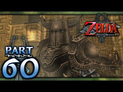 The Legend Of Zelda Twilight Princess Hd Part 60 Hyrule Castle Big Key Youtube