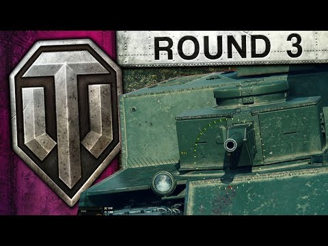 THE TANK HOLE | World Of Tanks Tournament - Round 3