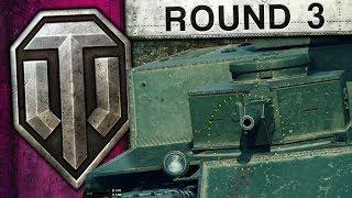 THE TANK HOLE   World Of Tanks Tournament - Round 3