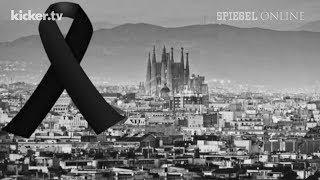 #TotsSomBarcelona: Große Anteilnahme im spanischen Fußball