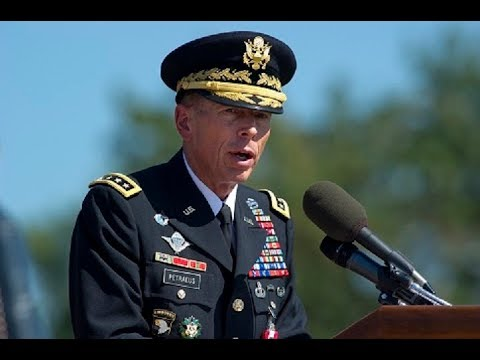 David Petraeus - Military Retirement Speech