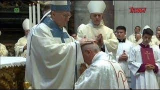 Święcenia biskupie Ks. Prał. Tymona Tytusa Chmieleckiego