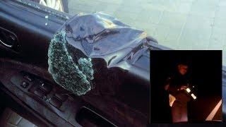 БЕСПРЕДЕЛ!!! Ряженые мусора напали на водителя из Москвы!