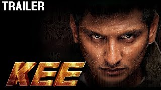 Kee (2019) Official Hindi Dubbed Trailer | Jiiva, Nikki Galrani, Anaika Soti
