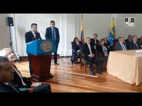 TSJ en el exilio ordena la captura contra el Presidente Nicolás  Maduro