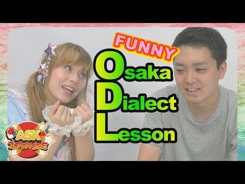 How to say I LOVE YOU in Osaka Dialect. Japanese lesson done different!