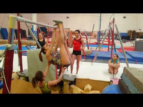 Gioco ginnastica artistica csb