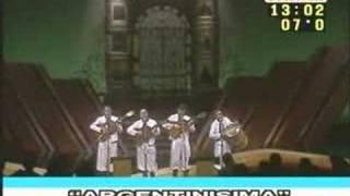 Los Chalchas - Argentinisima 84 - Alma de nogal