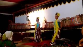 Tari Lengger Banyumasan 2 - Pentas Seni dan Budaya HUT RI Ke 70 Tahun 2015 Desa Wlahar Wetan