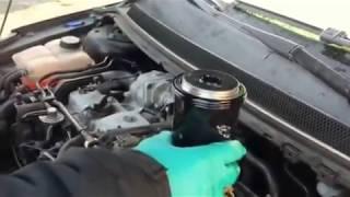 TUTO:Astuce Changement filtre à gazole sur Ford focus