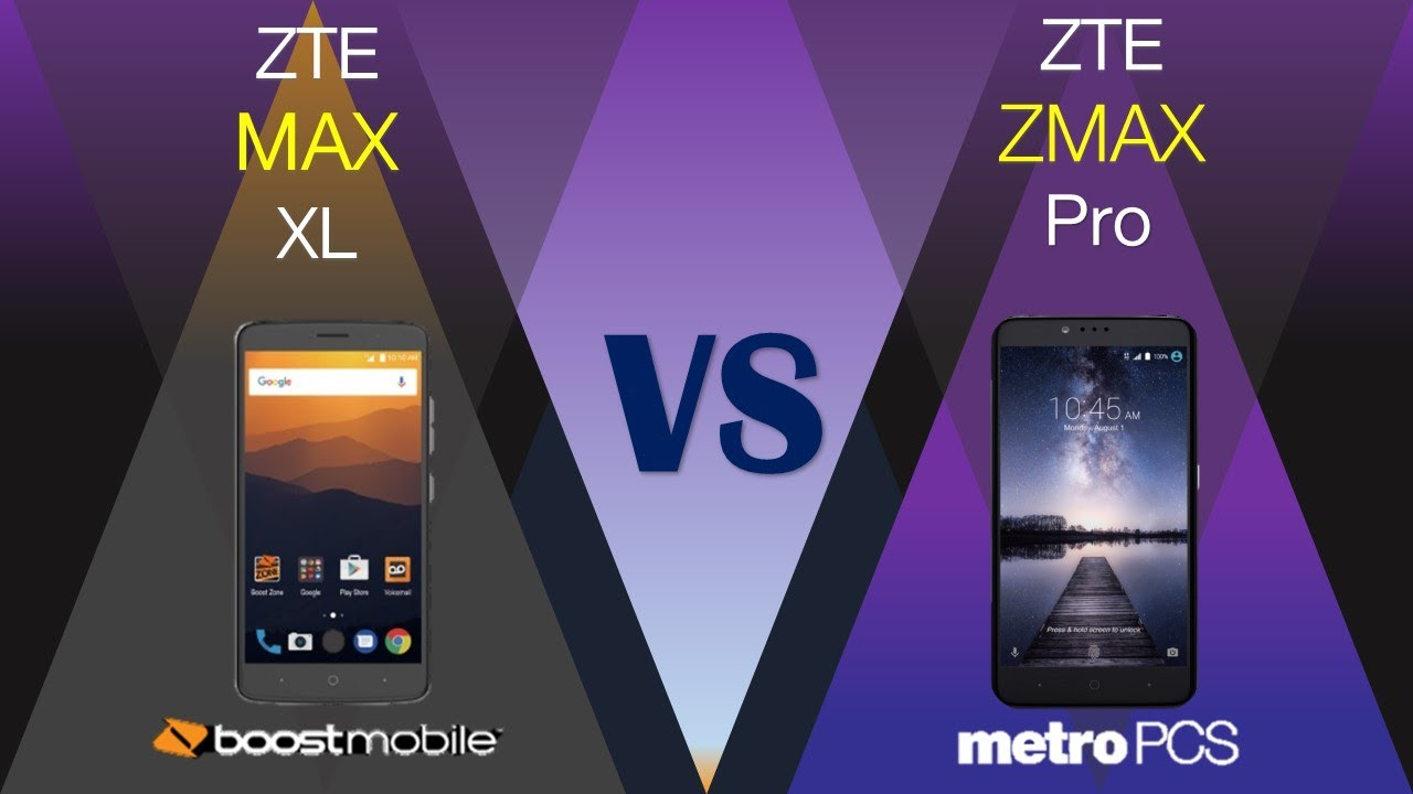 for devices zte zmax pro vs iphone 5s think