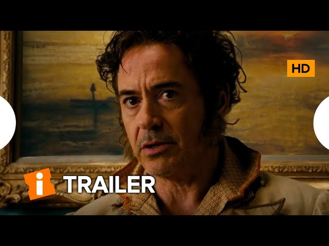 Dolittle | Trailer Dublado