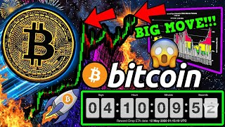 URGENT! BITCOIN HALVING MASSIVE MOVE!!! BREAKOUT NOW!!? 50% of ALL BTC BOUGHT by Grayscale & CashApp