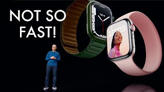 Apple Watch Series 7 - UPGRADE?! Watch BEFORE You BUY!