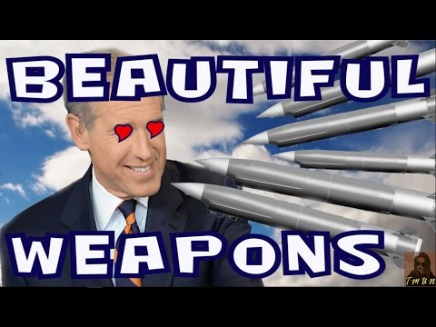 #36 Brian Williams Is Turned on By Beautiful Weapons