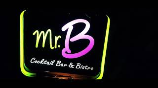Mr.B  The only cocktail Bar in Ankara