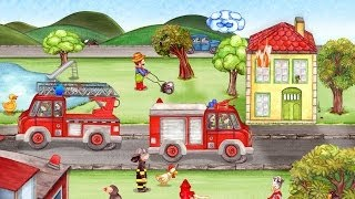 Tiny Firefighters - Windows, iOS, Android App for Kids