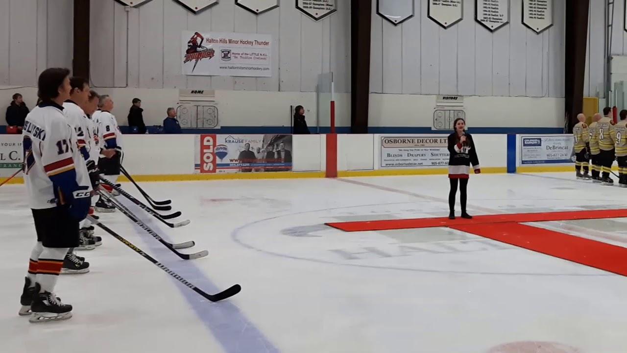 bbae0341b Brynn Rheya at 2018 Pro Hockey Heroes Benefit - YouTube