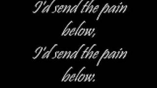 Send the pain below w/ lyrics - Chevelle thumbnail