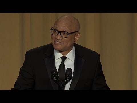 Larry Wilmore performs at WH Correspondents' Dinner Pt. 2