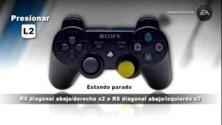 FIFA 11- Guia regates intermedios