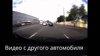 Водитель Джипа открыл стрельбу из своего автомобиля в СПБ(