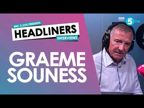 Graeme Souness on Liverpool, Scotland and his life in football