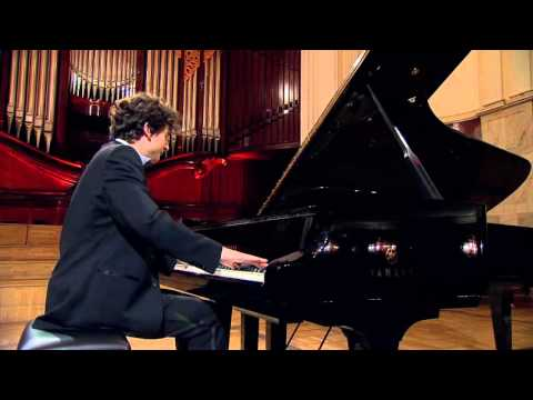 Alexander Ullman – Etude in G flat major Op. 10 No. 5 (first stage)