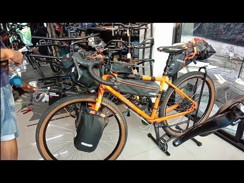 Crazy Touring Bike นักปั่นมือใหม่ ร้านจักรยาน ทัวร์ริ่ง