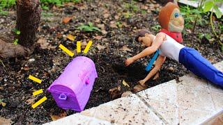 Novela da Barbie - O Tesouro foi encontrado! Cap:. 7 thumbnail
