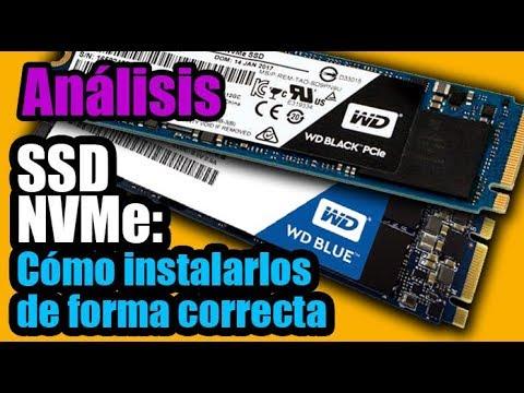 ¿Cómo Instalar un SSD NVME de manera correcta? Ft. Western Digital Black - Droga Digital