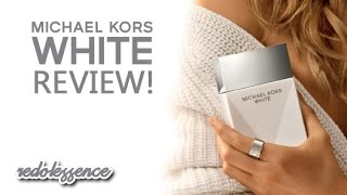 White by Michael Kors Fragrance / Perfume Review