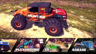 Offroad Legends 2 | Kid's car race | Hill climb racing game