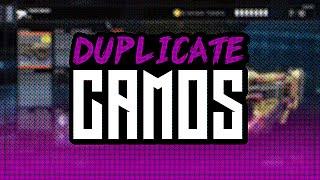 Black Ops 3 - Free Black Market Camos Glitch! (BO3 Glitches)