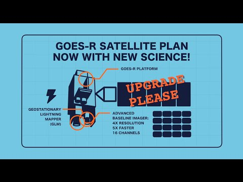 NASA |  Building the Nation's Newest Weather Satellite