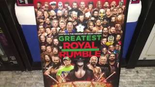WWE Greatest Royal Rumble DVD Review