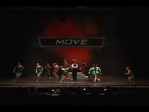 MOVE - Line - Dreamgirls - The Edge Dance Studio