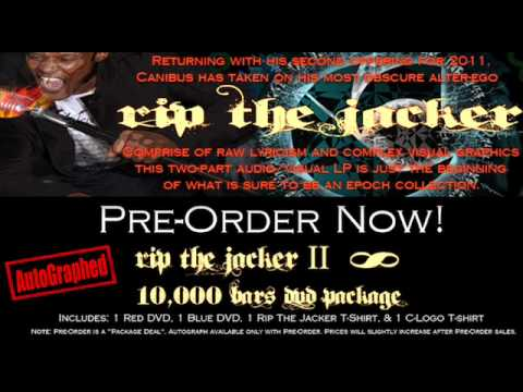 Canibus - HRSHU Attack - Royce diss (UNRELEASED)full track