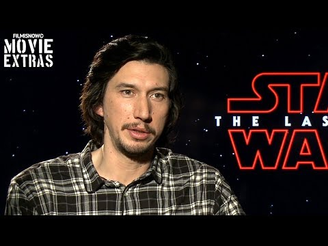 Download Youtube: Star Wars: The Last Jedi (2017) Adam Drive talks about his experience making the movie